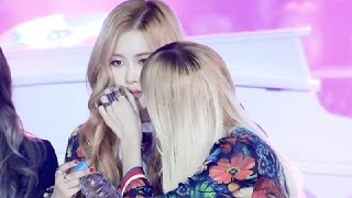 CHAELICE ft. JISOO - We Don't Talk Anymore [i hate you, i love you]