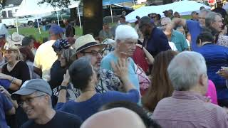 Chubby Carrier at Festivals Acadiens et Creoles on 10/12/18