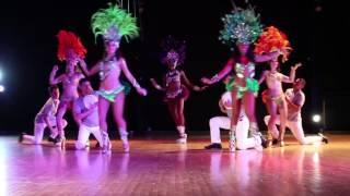 Brazilian Samba Dance: The Bohemian Samba Life with Malandros and Sambistas