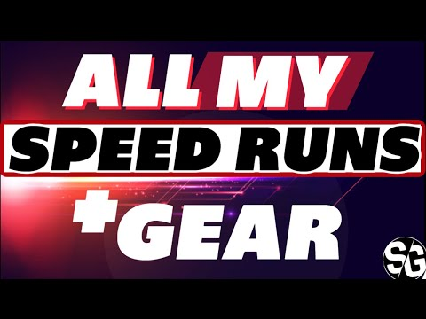 ALL MY SPEED RUNS + GEAR Raid Shadow Legends Dungeon speed runs