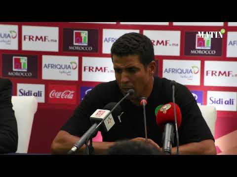 Video : Houcine Ammouta : «Le plus important est de préparer les joueurs pour l'équipe nationale A»