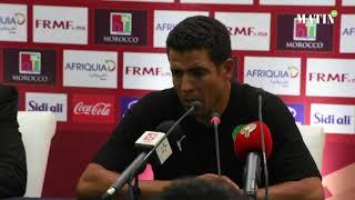Houcine Ammouta : «Le plus important est de préparer les joueurs pour l'équipe nationale A»