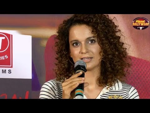Kangana Ranaut Clears The Air About 'Simran's Writer Controversy | Bollywood News