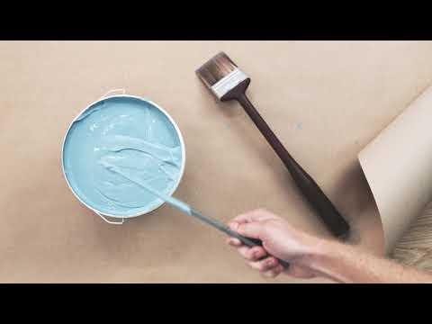 Lär dig måla väggar