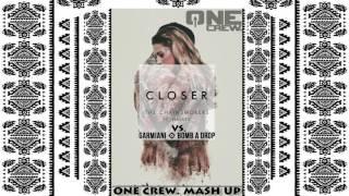 Chainsmokers vs. Garmiani - Closer vs. Bomb a Drop [ONE CREW. FESTIVAL MASH UP]