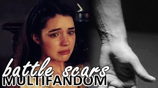battle scars | multifandom