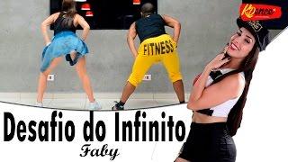 Desafio do Infinito - Faby   Coreografia KDence