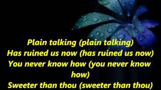 Moby - Lift Me Up [Lyrics]