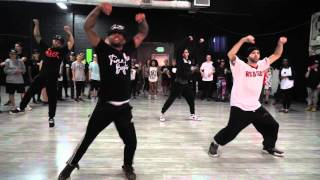Chris Brown Wall To Wall Choreography by: Hollywood