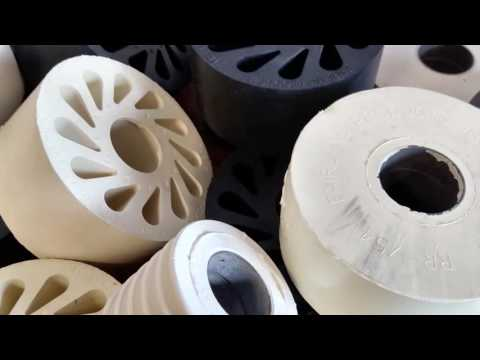 Custom Rubber Corporation - We Manufacture CLE