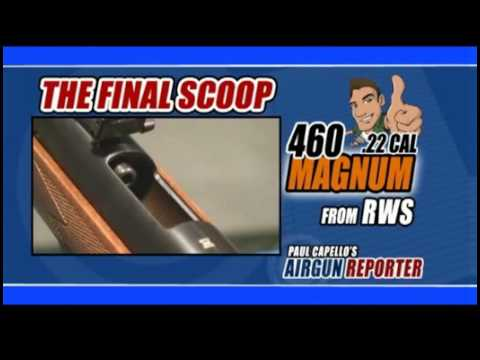 Video: RWS Diana 460 air rifle, short review - Airgun Reporter Episode #5   Pyramyd Air
