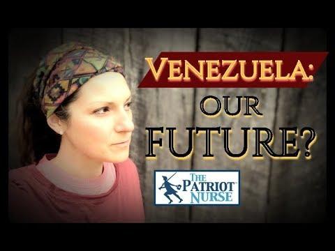 What Happens When You Vote in Socialists?  VENEZUELA