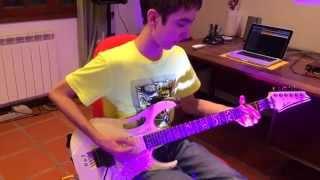 Homenaje a Gustavo Cerati por Francisco Tomás (Guitarrista Solista) - De Música Ligera