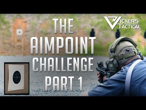 The Aimpoint Challenge Pt. 1