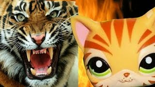 LPS music video: Roar by Katy Perry