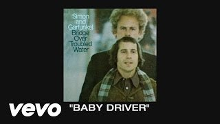 Simon & Garfunkel - Thoughts on Baby Driver