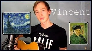 Vincent (Starry, Starry Night) - Don Mclean | Acoustic Cover