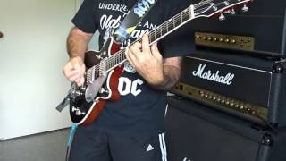 AC/DC Can't Stand Still Malcolm Young's Part