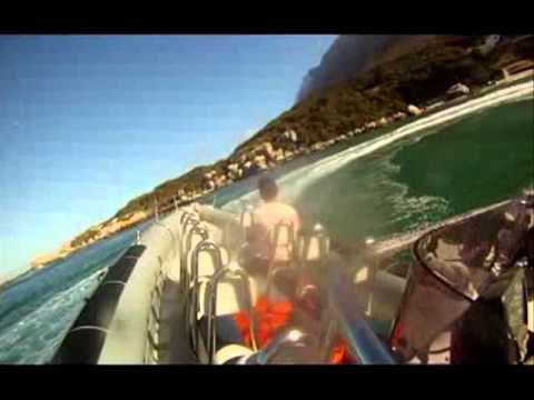 Conquest Charters – 1st GoPro vid