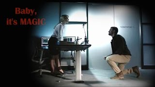Oliver and Felicity - It's magic [5x09]