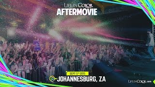 Life In Color - BIG BANG - Johannesburg, South Africa - 09.05.15 - Official Aftermovie