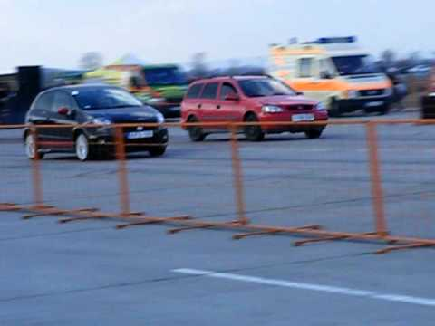 Fiat Grande Punto vs. Opel Asta G Caravan