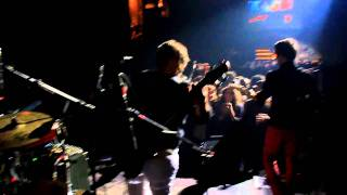 Showbiz ( Muse cover )  Muse Official Tribute Band -  Muscle Museum