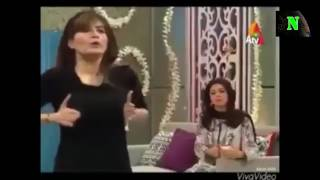Pakistan Sexy Morning Show Exercise....