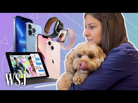 iPhone 13, Apple Watch Series 7 and iPad Mini: Apple's Big September News   WSJ – Wall Street Journal (YouTube)