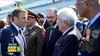 Ministro do MCTIC participa da feira mundial do setor aeroespacial, em Paris