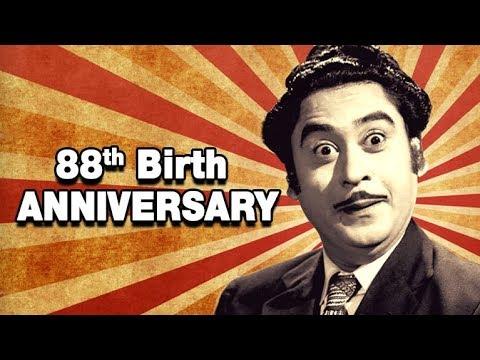 Kishore Kumar 88th Birth Anniversary | Kishore Kumar