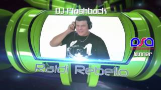 DJS AWARDS 2014 RAIDI REBELLO, MELHOR DJ FLASH BACK DO BRASIL