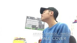 Ariana Grande - Imagine (Male Cover)