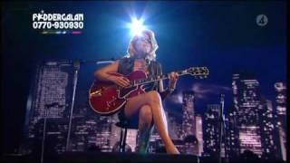Melody Gardot - Baby I'm A Fool (Live Faddergalan 2009).avi