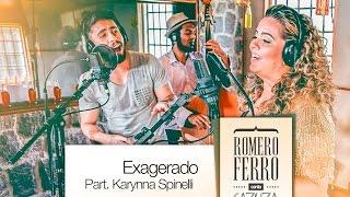 Romero Ferro canta Cazuza - Exagerado