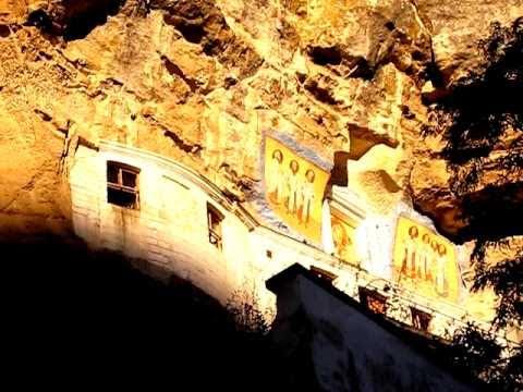 История Бахчисарайского монастыря. Часть 1