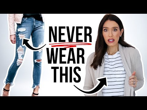 Video: 10 Things I NEVER Wear Anymore! *don't hate me*