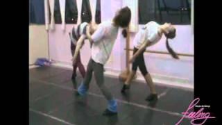 Grupo de Dança feeling - Ji Sambati -Maria Gadú - Shimbalaiê