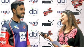 Abu Jayed Rahi Exclusive Interview in BPL T20 2019 | Chittagong Vikings