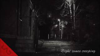 Night Comes Creeping - Eerie Scary Horror Instrumental Soundtrack (Background Music)