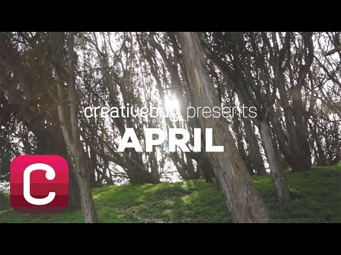 Creativebug Presents April | Creativebug