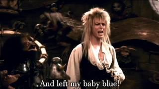 Labyrinth - Magic Dance (Lyrics!)