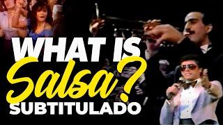 ¿Qué es la salsa? Izzy Sanabria Subtitulado Español