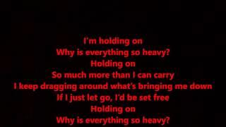 Heavy (Lyric Video) - Linkin Park (feat. Kiiara)
