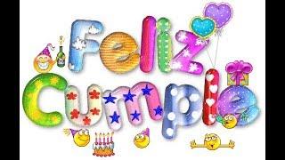 feliz cumpleaños mi querida conchi