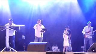 Kizomba Jajão, eu e o meu irmão a cantar ao vivo 🎤