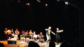 SÉS en AgoraSón Bailando con Xabier Díaz 231014