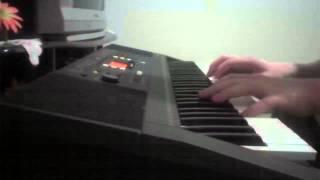 O Maior Troféu Damares introdução no teclado. Kedson Kaique