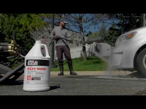 NorthStar Pressure Washer Waxy Wash Concentrate - 1-Gallon, Model# NSCAR1