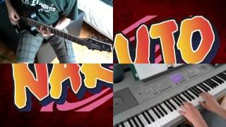 "Naruto Shippuden OST 2 - ""Crimson Flames"" (Kouen) - Cover [Feat. Zieglers666]"